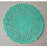 SRM Press - Lancaster Doilies - Green Lace