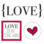 SRM Press Inc. - Card Collection - Stickers - Quick Cards - Love