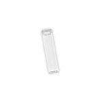 SRM Press Inc. - Clear Plastic Tube - Mini