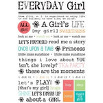 SRM Press Inc. - Stickers - Express Yourself - Everyday Girl
