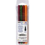 Marvy Uchida - Color In - Markers - Fine Point - Natural - 4 Pack