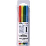 Marvy Uchida - Color In - Markers - Fine Point - Bold - 4 Pack