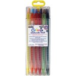 Marvy Uchida - Color In - Watercolor Twist - Pencils - 12 Pack