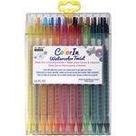 Marvy Uchida - Color In - Watercolor Twist - Pencils - 24 Pack