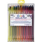 Marvy Uchida - Color In - Watercolor Twist - Pencils - 36 Pack