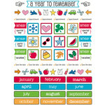 SRM Press Inc. - Stickers - Calendar Companion