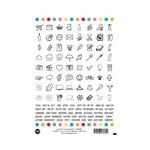 SRM Press - Stickers - Planner Icons