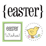 SRM Press Inc. - Card Collection - Stickers - Quick Cards - Easter