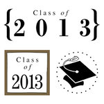 SRM Press Inc. - Card Collection - Stickers - Quick Cards - Class of 2013