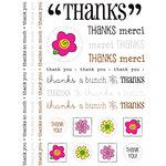 SRM Press Inc. - Stickers - Thanks