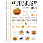 SRM Press Inc. - Halloween - Stickers - Treats