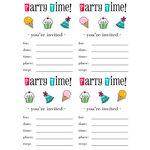 SRM Press Inc. - Stickers - We've Got Your Invite - Birthday