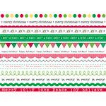SRM Press Inc. - Stickers - We've Got Your Border - Christmas