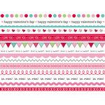 SRM Press Inc. - Stickers - We've Got Your Border - Valentine