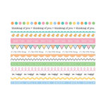 SRM Press Inc. - Stickers - We've Got Your Border - Pastel