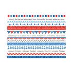 SRM Press Inc. - Stickers - We've Got Your Border - Patriotic