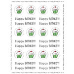 SRM Press Inc. - Stickers - By the Dozen - Birthday
