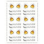 SRM Press Inc. - Stickers - By the Dozen - Halloween