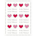 SRM Press Inc. - Stickers - By the Dozen - Valentines