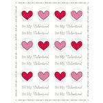 SRM Press Inc. - Stickers - By the Dozen - Valentines