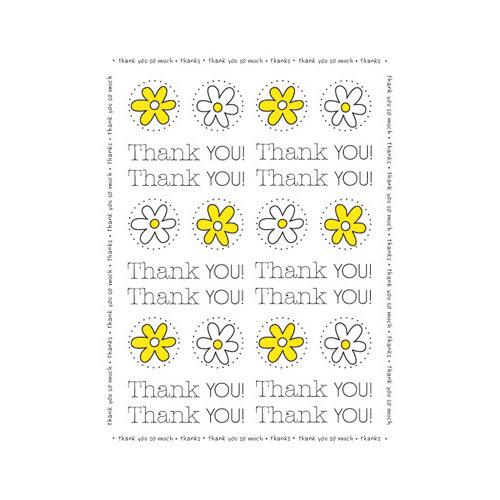 SRM Press Inc. - Stickers - By the Dozen - Thank You