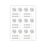 SRM Press Inc. - Stickers - By the Dozen - Wedding