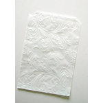 SRM Press Inc. - Embossed Glassine 5 x 7 Bags - Flourish