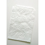 SRM Press Inc. - Embossed Glassine 3.75 x 6.25 Bags - Flourish