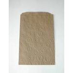SRM Press Inc. - Embossed Kraft 5 x 7 Bags - Buttons