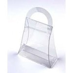 SRM Press Inc. - Clear Container - Small Purse