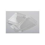 SRM Press - A2 Card Box - Clear - 12 Pack