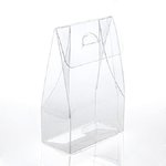 SRM Press - Small Tote Container - Clear - 12 pack