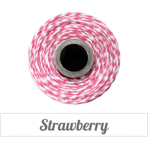 The Twinery - Baker's Twine - Strawberry