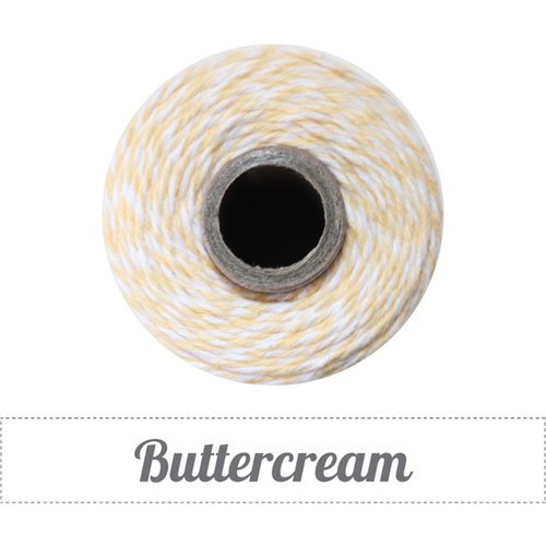 The Twinery - Baker's Twine - Buttercream