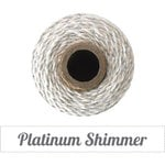 The Twinery - Baker's Twine - Platinum Shimmer