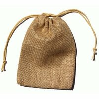 SRM Press Inc. - Burlap Bags - Small