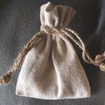 SRM Press - 4 x 6 Linen Bag