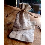 SRM Press - 3 x 4 Bags - Lace and Linen