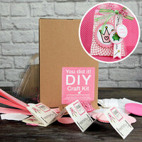 SRM Press Inc. - DIY Craft Kit - Princess Purse Party Favors