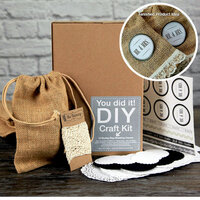 SRM Press Inc. - DIY Craft Kit - Wedding Bags