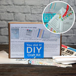 SRM Press Inc. - DIY Craft Kit - Mini Calendar Set - 2015