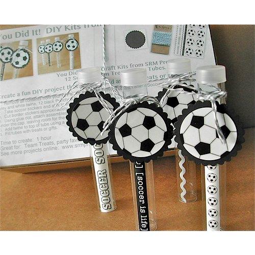 SRM Press - DIY Kit - Soccer Team Treats