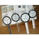 SRM Press - DIY Kit - Volleyball Team Treats