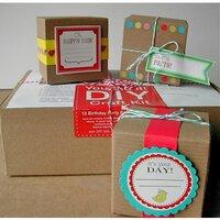 SRM Press - DIY Kit - It's a Wrap Birthday