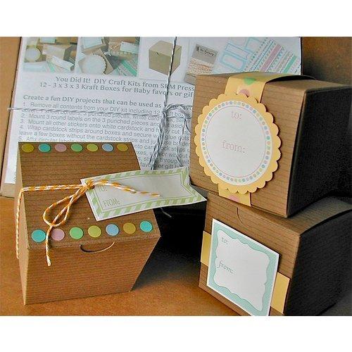 SRM Press - DIY Kit - It's A Wrap Baby