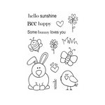 SRM Press - Jane's Doodles Stamp - Boris Bunny