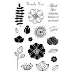 SRM Press - Jane's Doodles Stamp - Fancy Doodles