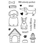 SRM Press - Jane's Doodles Stamp - A Dog's Life