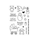 SRM Press - Jane's Doodles Stamp - Special Delivery