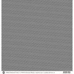 SRM Press - 12 x 12 Patterned Vinyl - Matte - Stripes - Black